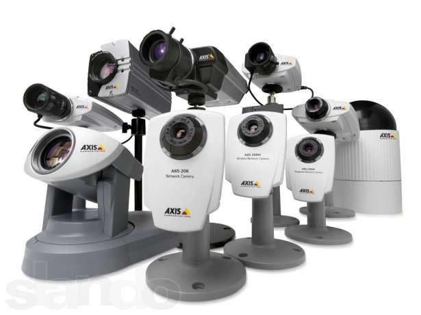 Разновидность систем видеонаблюдения