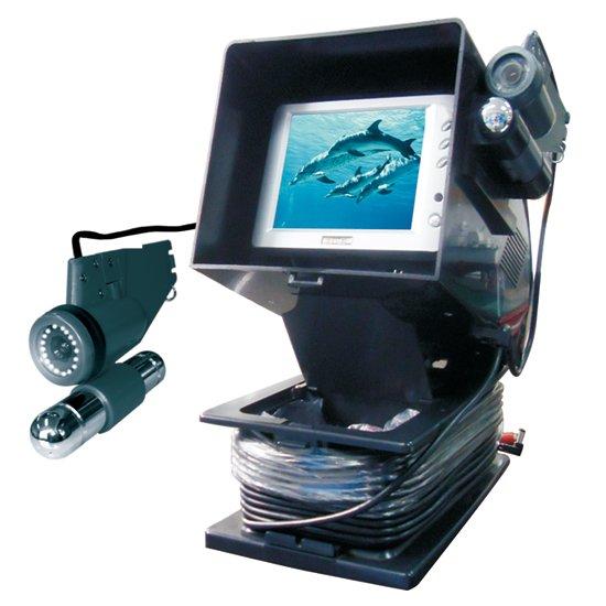 Особенности подводного видеонаблюдения