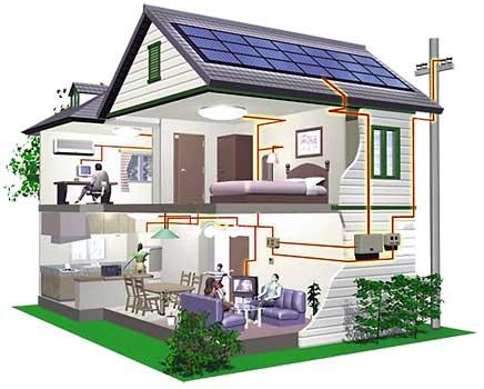 Монтаж электрики в квартире и частном доме