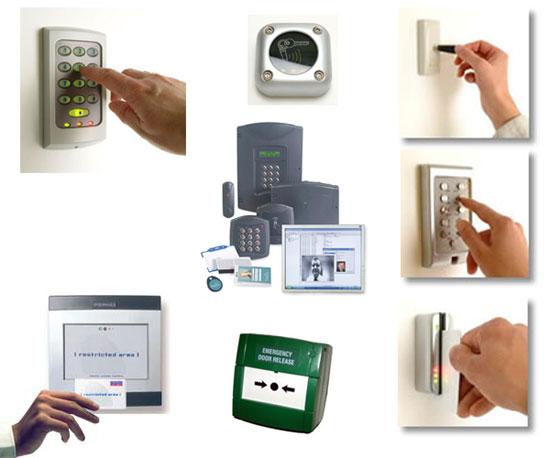 Основы функционирования системы контроля и доступа