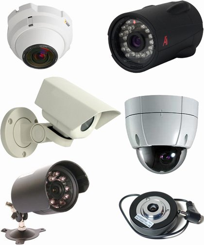Задачи, решаемые посредством видеонаблюдения